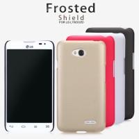 harga Nillkin Super Frosted Shield Lg L70 Dual Black Tokopedia.com