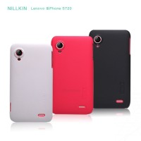 Nillkin Super Frosted Shield Lenovo S720 Red