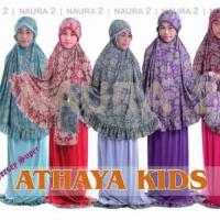 GROSIR MUKENA MURAH : ATHAYA KIDS ANAK HQ