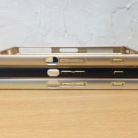 Delcell Aluminium Metal Bumper Sony Xperia Z3 Compact