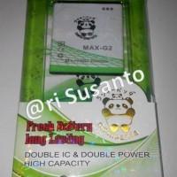 Baterai Rakkipanda Smartfren Andromax G2 Double Power 3500mah