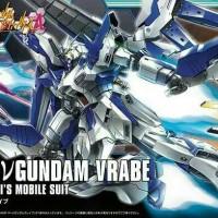 Bandai HGBF Hi Nu Gundam Vrabe + nipper Santus