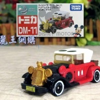 Tomica Disney Motors DM-11 Dream Star Classic Mickey Mouse