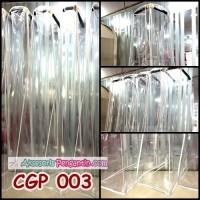Cover Pelindung Gaun Pengantin Bridal l Penyimpanan Baju Pesta- CGP003