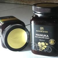 MADU MANUKA (Tea Tree) NPA 15+ 500 gram Watson & Son Madu Obat Terbaik