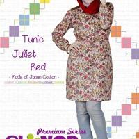 Clover Clothing Tunik Juliet - Red