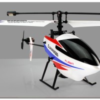 WLtoys V911-Pro BNF 2.4G 4CH RC Helicopter