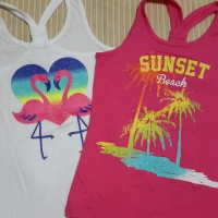 40 PLACE Summer Tank Top