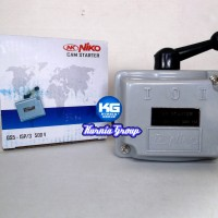 HANDLE GZ mini (cam stater) Saklar Buat Genset 15.amper