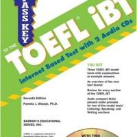 harga Barron's Pass Key Toefl Ibt With 2 Audion Cd (original) Tokopedia.com