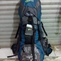 Carrier Gravel 60 ltr free cover bag