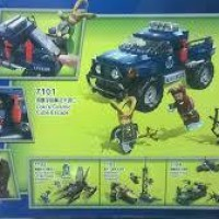 LEGO SUPERHERO:LOKI'S COSMIC CUBE ESCAPE