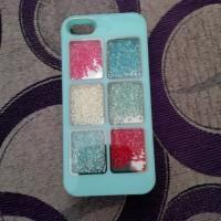 case iphone 5 swarovski blue