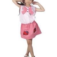 harga Pakaian Anak Perempuan / Baju Rok Anak / Dress Anak Cms 001 Tokopedia.com