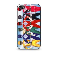 Power Rangers Case for iPhone 4, 5, 5c, 6