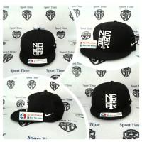 Snapback Nike Neymar Black White / Nike Neymar Jr Snapback Black White