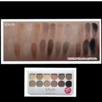 Mua undressed to me palette
