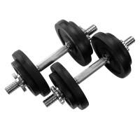 harga Dumble Gym / Barbel + Stik Pendek 4 Kg Tokopedia.com
