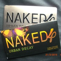 NAKED 4 Urban Decay New Big Eyeshadow Palette Jumbo / Besar 24 Colors