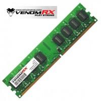 MEMORY VENOM-RX 2GB DDR3 PC-1333