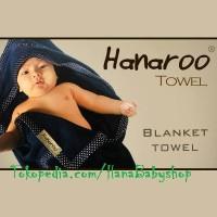 BLANKET TOWEL 0-1 tahun Handuk Mandi bayi baru lahir new born Hanaroo