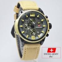 Swiss Army Kanvas Edition 4122 Black Cream