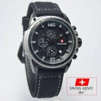 Swiss Army Kanvas Chrono 4122 Black Grey