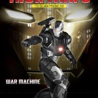 Dragon 1/9 Scale Marvel Iron Man 3 War Machine Action Figure Model Kit