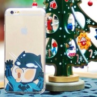 Casing HP Unik SILLY CARTOON FACE Batman iphone 4/4s/5/5s/6/6s