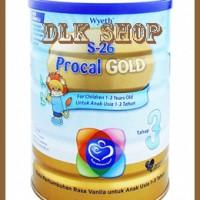 S26 Procal Gold 900gr untuk 1 - 3 tahun