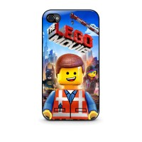 The Lego Movie Case for iPhone 4, 5, 5c, 6