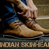 Sepatu Dr Faris Casual SkinHead original