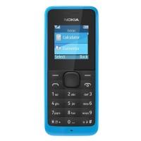 Nokia 105 Cyan