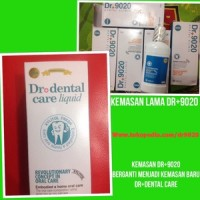 Dr dental care liquid dr 9020