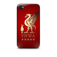 Liverpool YNWA Logo Case for iPhone 4, 5, 5c, 6