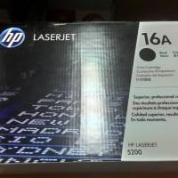 HP Black Toner 16A [Q7516A]
