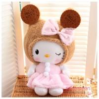 harga Boneka Hello Kitty Cookies Costume (70cm) Tokopedia.com