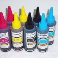 Tinta Epson Canon HP (untuk semua merk printer) Supreme 100 ML CMYB