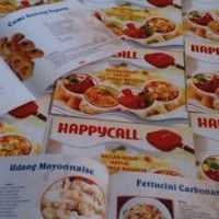 harga Buku Resep Happy Call Bahasa Indonesia Tokopedia.com