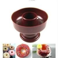 Cetakan / Cutter Donut Jumbo Plastik Tebal