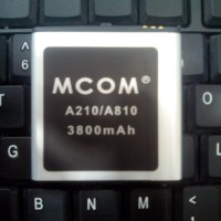 Baterai A210 Mito Double Power Mcom 3800mah.