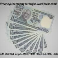 harga Uang Kuno Lama Indonesia 50000 Suharto Tokopedia.com