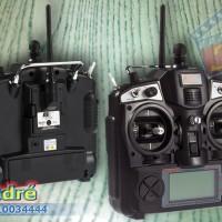 "Transmitter FlySky ""FS-TH9X"" (9 Channel) + Receiver + Modul"