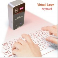Portable Virtual Projection Laser Keyboard Wireless Bluetooth USB 2.0