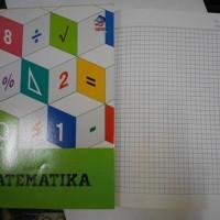 Buku Kotak Kecil / Buku Tulis Matematika