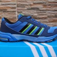 Sepatu Running Adidas Marathon TR 10 Blue/Black