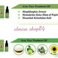 Jual FTO Acne Face Treatment Oil Murah