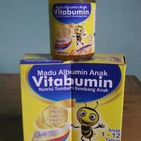 harga Vitabumin Madu Albumin Original, Meningkatkan Imunitas, Nafsu Makan Tokopedia.com