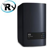 WD My Cloud EX2 Personal Cloud Storage - 6TB - Black