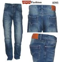 LEVIS Fashion - Biru Stone Wash- Import Japan - 8393